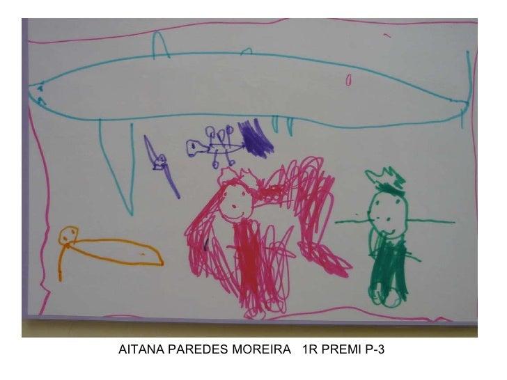 AITANA PAREDES MOREIRA  1R PREMI P-3