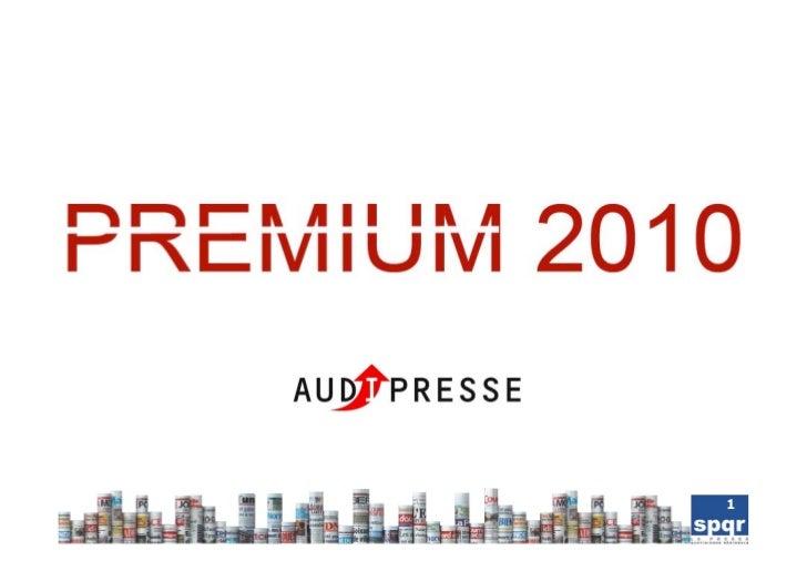 Premium 2010