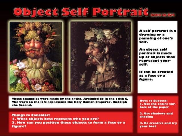 Object Self Portrait