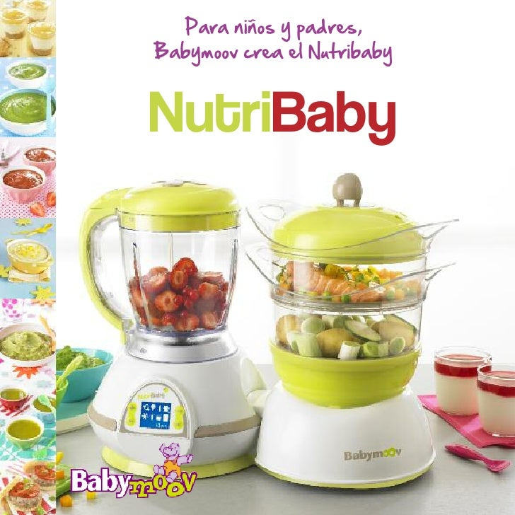 Para niños y padres,Babymoov crea el NutribabyNutriBaby