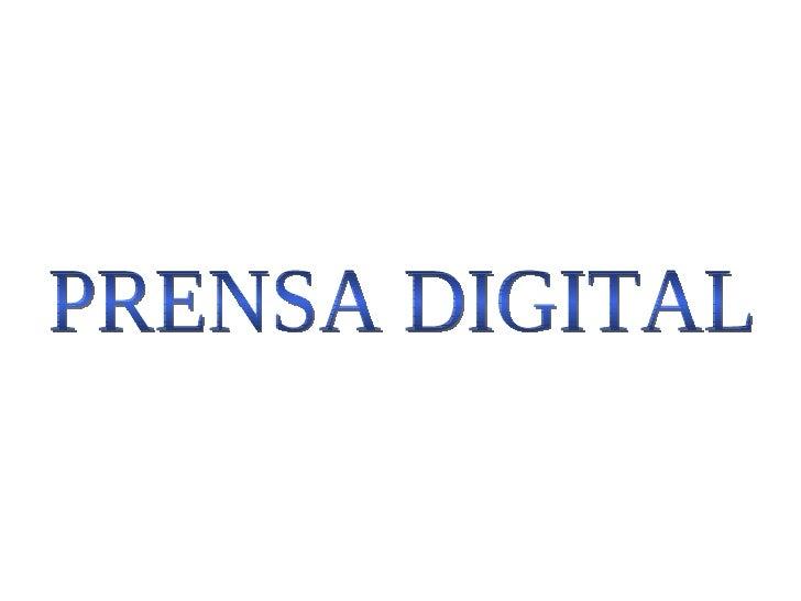 Prensa Digital
