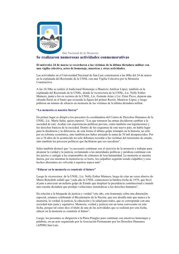 Prensa Unsl