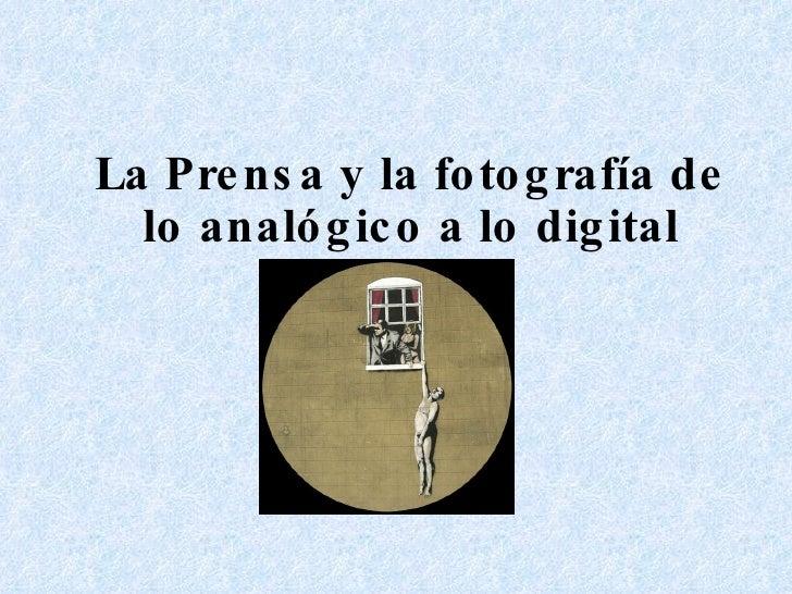 Prensa Y Foto