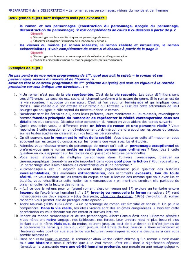 How To Write Proposal Essay Dissertation Sur Le Roman How To Stay Healthy Essay also English Essay On Terrorism Dissertation Sur Le Roman  Dissertation Corrig Roman Essay With Thesis
