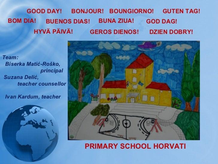 Preparatory visit-ppt-horvati