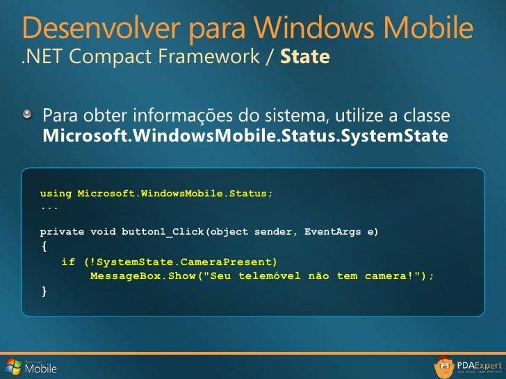 net compact framework для windows mobile