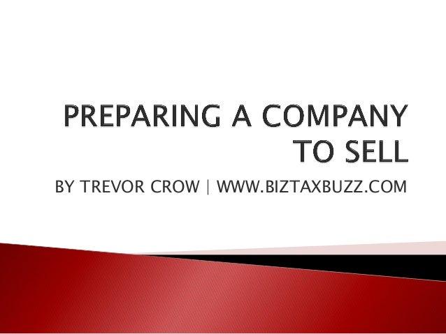 BY TREVOR CROW | WWW.BIZTAXBUZZ.COM