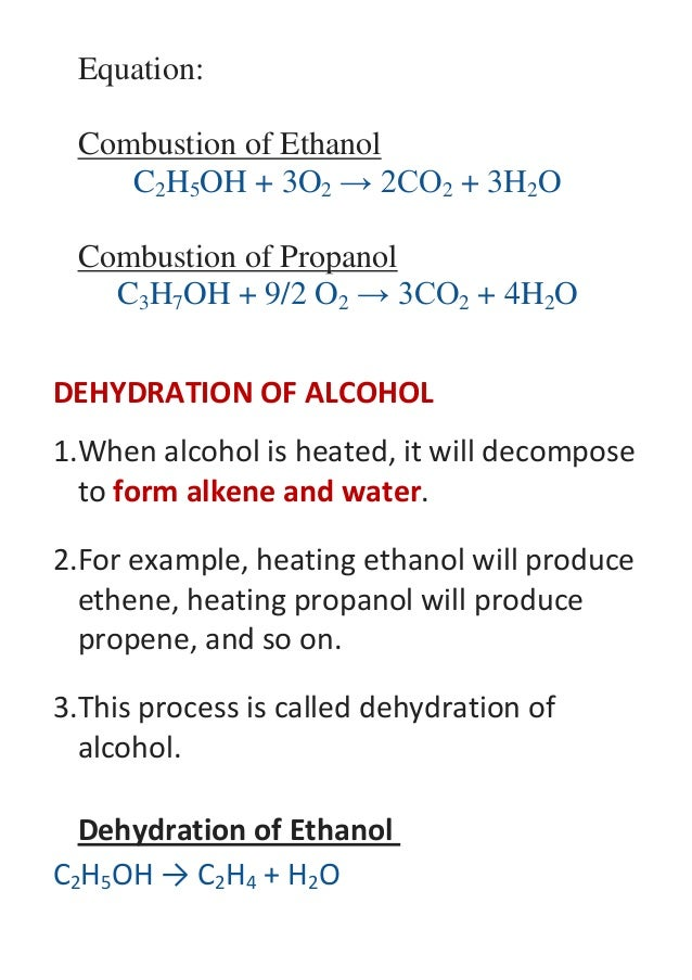 What are the chemical properties of water