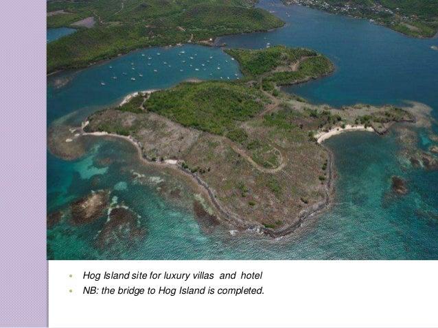 Rogers Beach Bar Hog Island Grenada