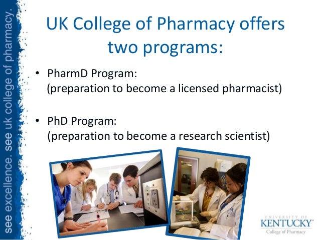 Pre-Pharmacy Programs?
