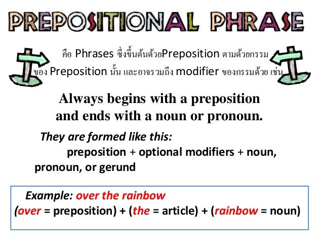 Prepositional Phrases Related Keywords u0026 Suggestions ...