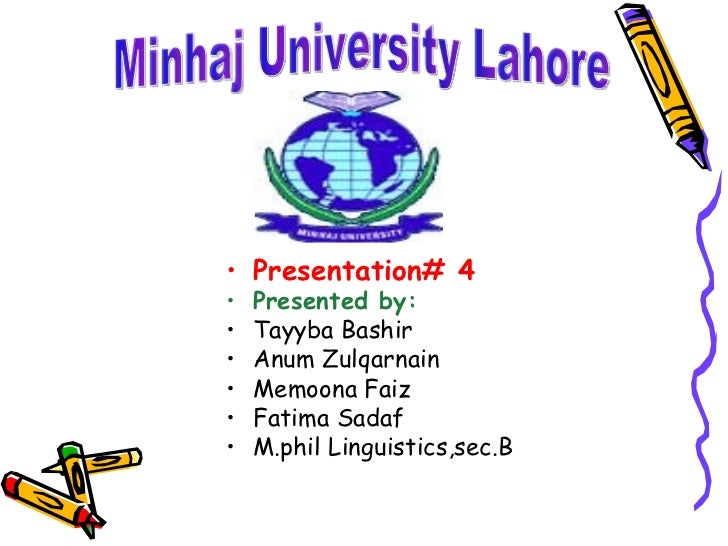 <ul><li>Presentation# 4 </li></ul><ul><li>Presented by:   </li></ul><ul><li>Tayyba Bashir </li></ul><ul><li>Anum Zulqarnai...