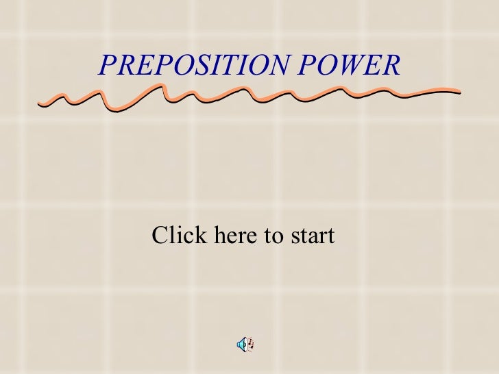 Preposition power mini(2)