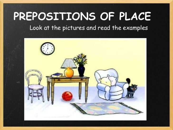 Example Preposition Essay
