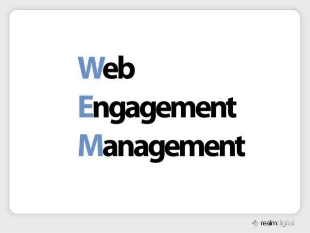 Web Engagement Management