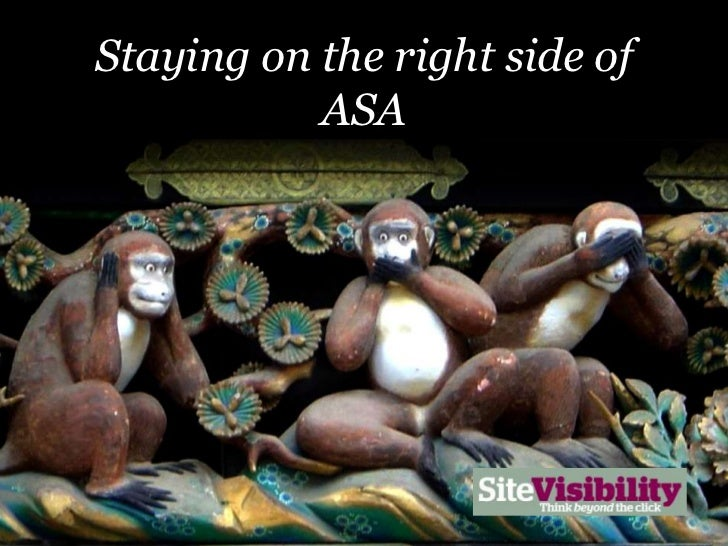 Staying on the Right Side of the ASA - Graeme Benstead & Jo Morley - #BrightonSEO