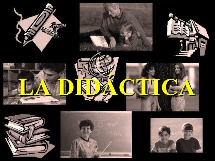 Pres De DidáCtica