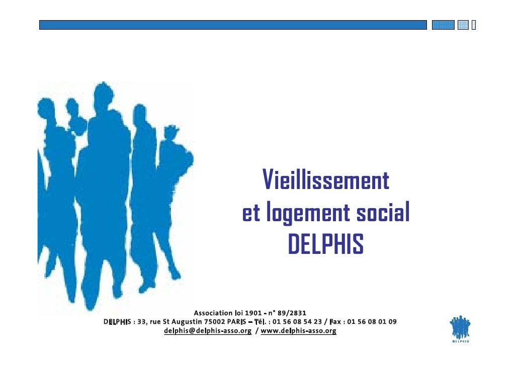 Chloé Mariette, Fédération de bailleurs sociaux Delphis
