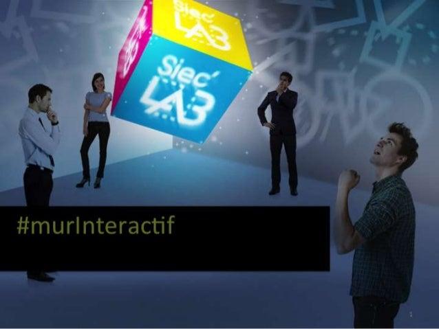 """SIEC lab : projet """"Mon parcours shopping"""""""