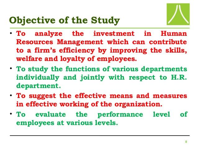 HRM Dissertation - UK Essays