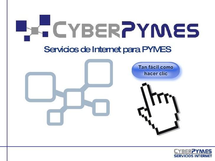 Servicios de Internet para PYMES