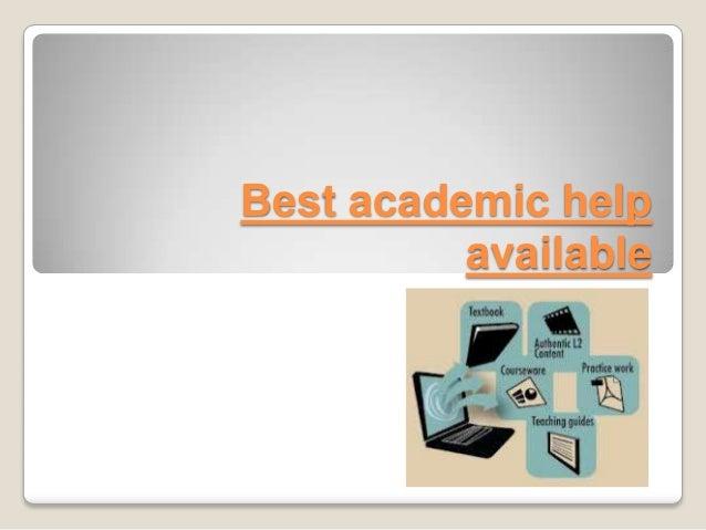 Academics .. HELPPPPP !!!!!!!!?
