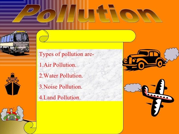 Presantation Pollution