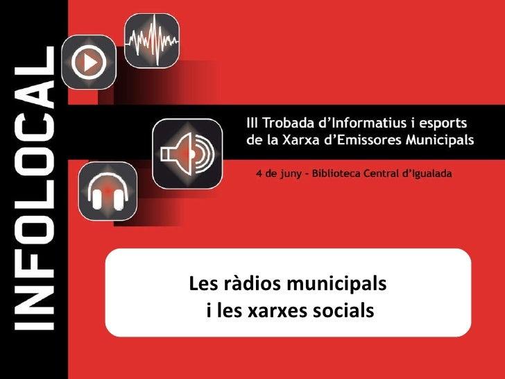 Presentació Infolocal