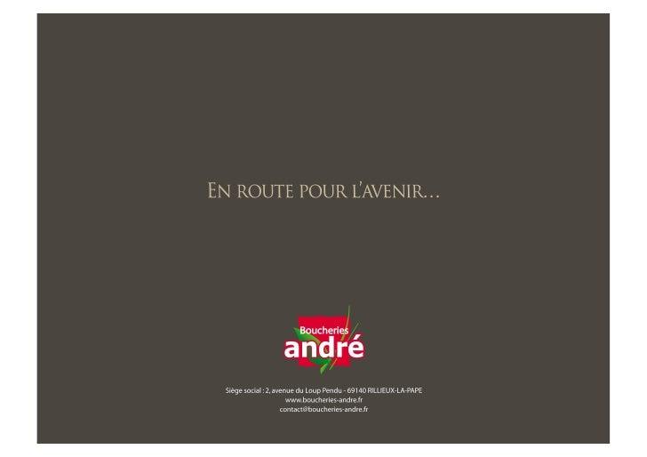 Les Boucheries André