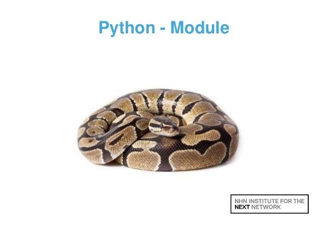 Python - Module