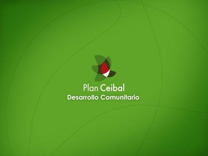 Ciudadania Digital Desarrollo Comunitario