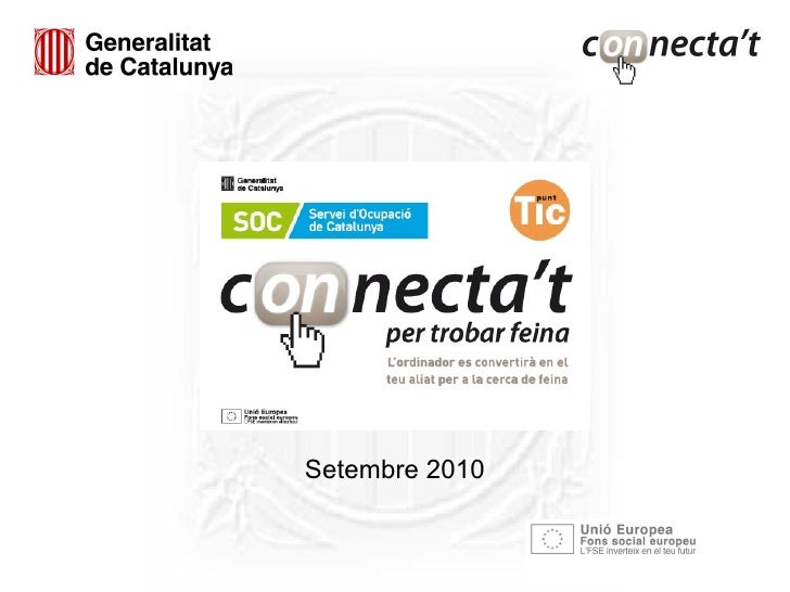 Pres connectat2010 networking