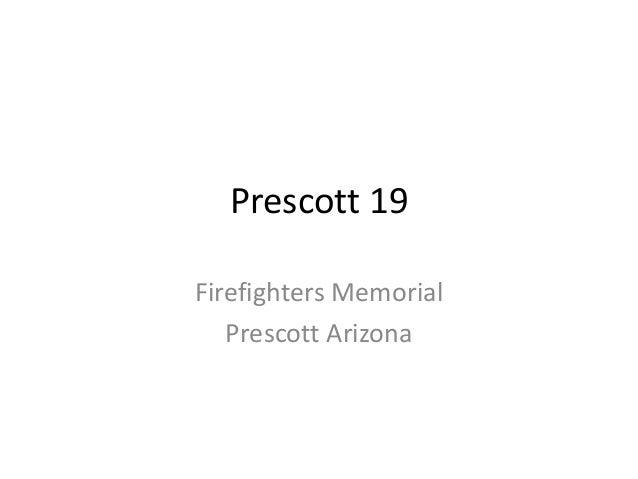 Prescott 19 firefighters