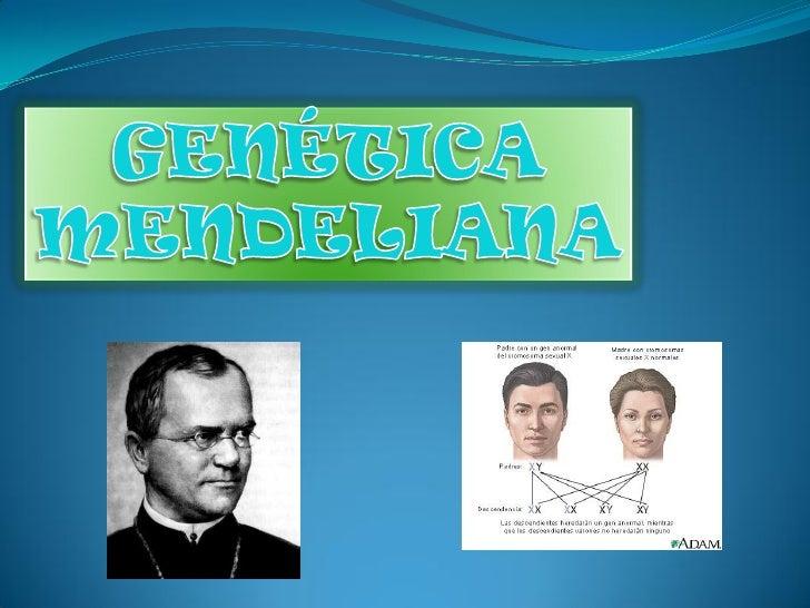 Principios de la uniformidad y la reciprocidad           Generación      Del cruce de dos           Paterna          línea...