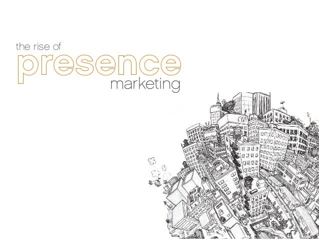 the rise of marketing