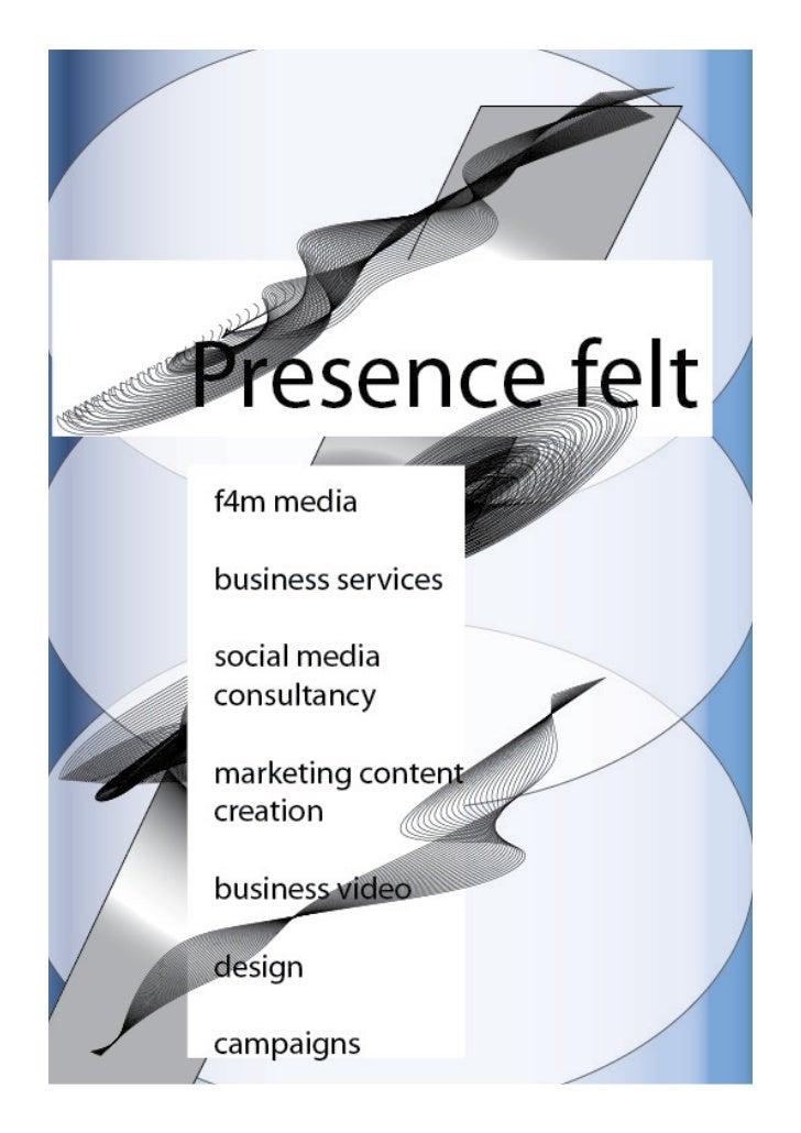 Index  introduction                3  design - paper              4  online - website            5  online- social media  ...
