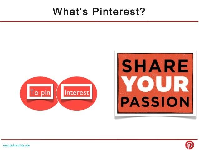 Pinterest e Pinterestitaly