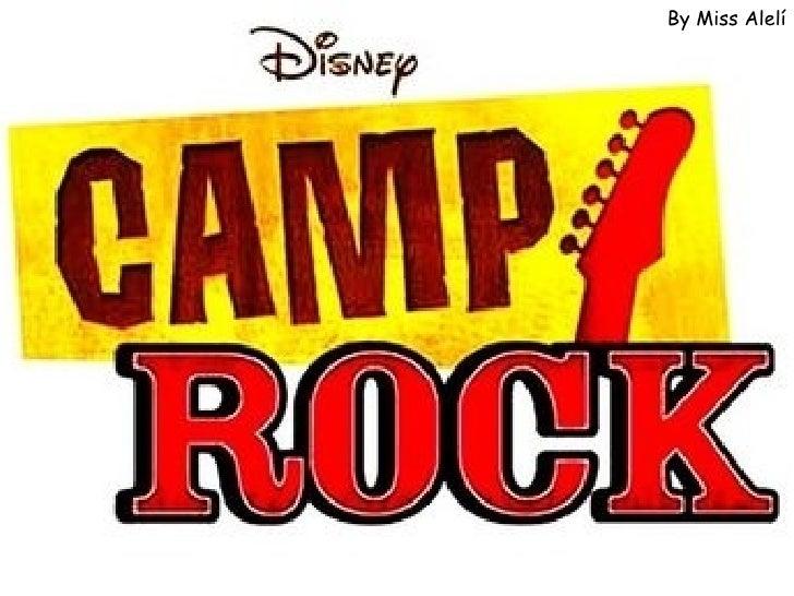 Present Continuous Camp Rock