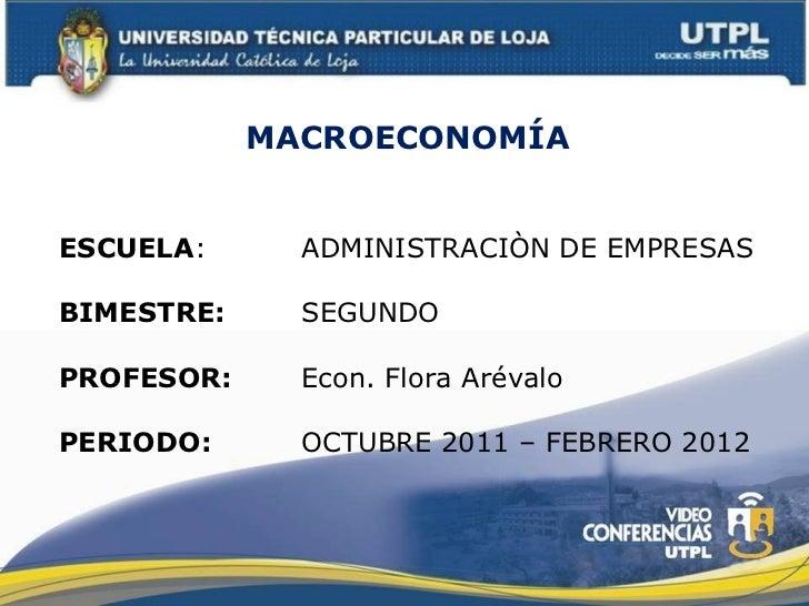 UTPL-MACROECONOMÍA-II-BIMESTRE-(OCTUBRE 2011-FEBRERO 2012)