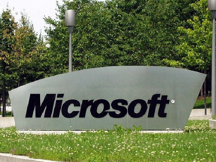 Presentacion Microsoft