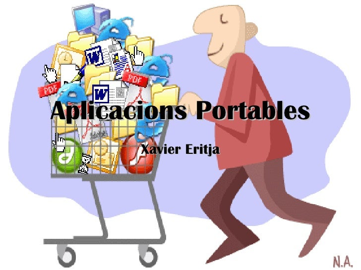 Aplicacions Portables Xavier Eritja