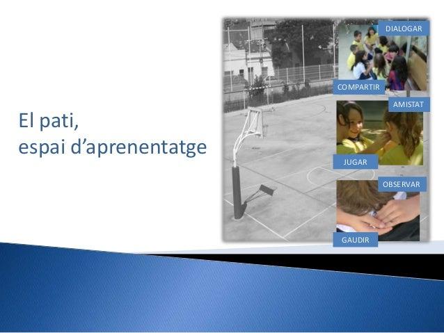 Presentacióprojecte d'escola