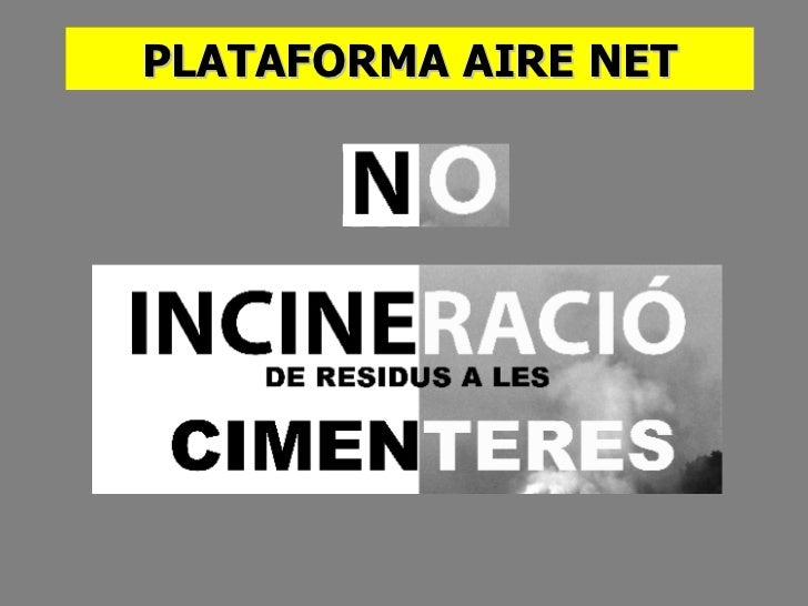 PLATAFORMA AIRE NET