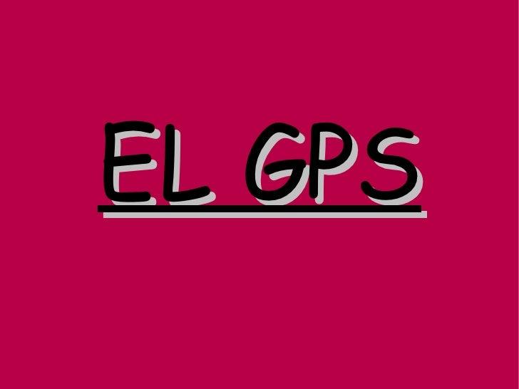 EL GPS