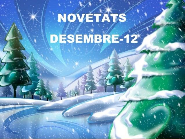 NOVETATSDESEMBRE-12