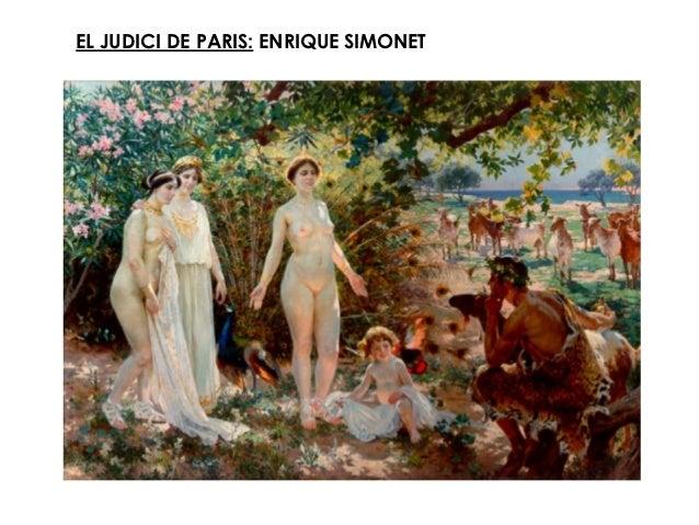 EL JUDICI DE PARIS: ENRIQUE SIMONET