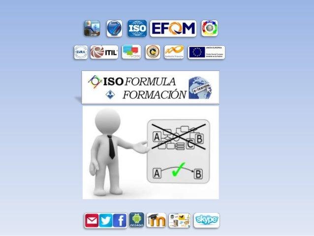 Portal interactivo• Plataforma de uso exclusivo para formaciónde la mejora continua en las empresas.• Cursos con el objeti...