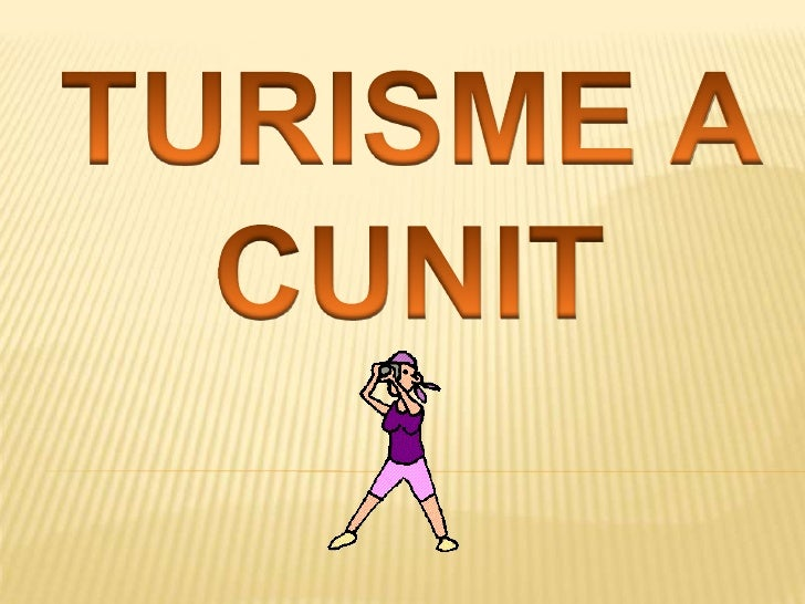 Turisme Cunit