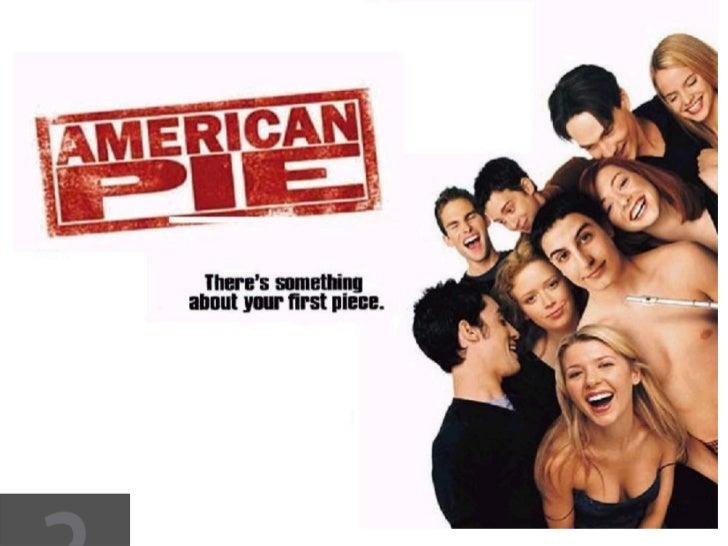 Presentació american pie