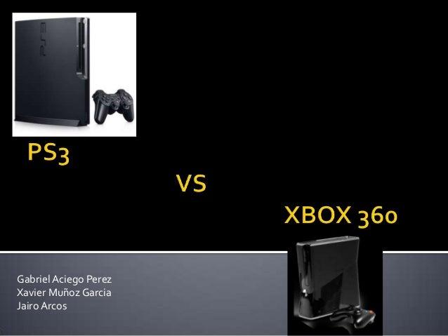 Presentació angles ps3_xbox_360